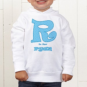 Personalized Kids Clothes - Alphabet Name Design - 1282