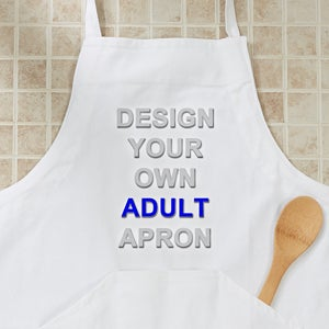 Design Your Own Custom Chefs Apron - 12991