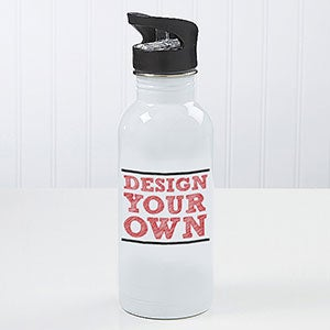 Design Your Own Custom Water Bottles - 12994