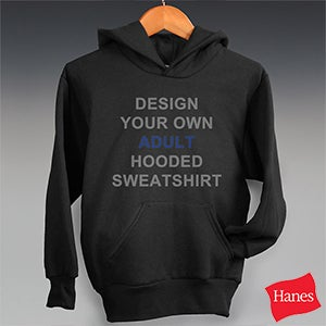 Design Your Own Custom Hooded Sweatshirts - 12995