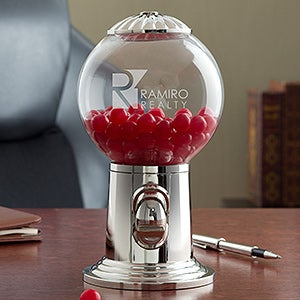 Business Logo Personalized Candy Dispenser - 13005