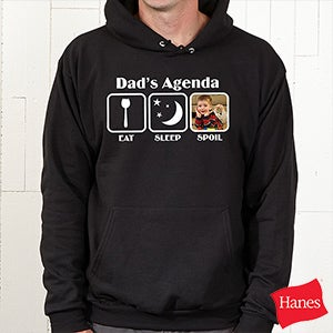 Personalized Shirts for Dad - His Agenda - 13053