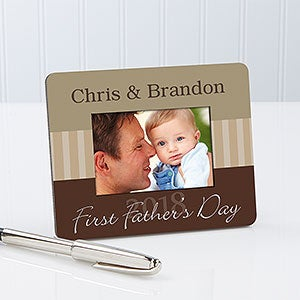 Personalized Father & Son Photo Frames - Daddy & Me - 13090