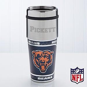 Chicago Bears Personalized NFL Football Travel Mug - 13127