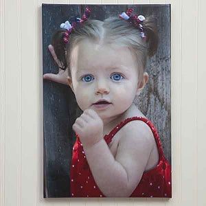 Personalized Photo Canvas Print - Framed Canvas Art - 1314