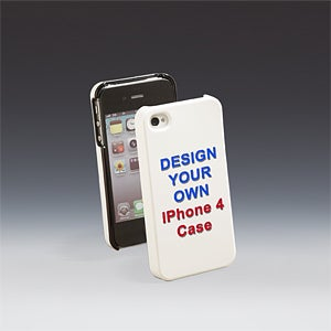 Design Your Own Custom iPhone 4 Case - 13231