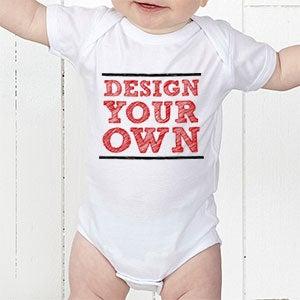 Design Your Own Custom Baby Bodysuits - 13327