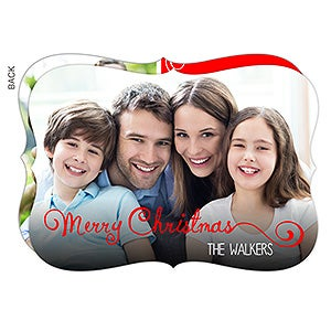 Personalized Photo Christmas Cards - Picture Perfect - 13347