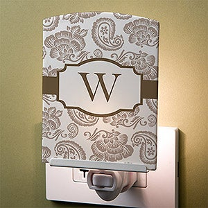 Personalized Night Light - Trendy Signature - 13384