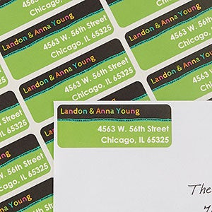 Personalized Address Labels - Happy Everything - 13417