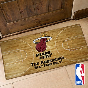 Personalized NBA Basketball Doormats - 13480
