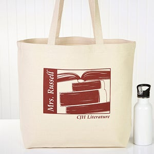 Personalized Tote Bags For Teachers - Teaching Professions