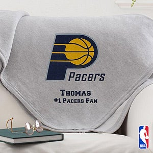 Personalized NBA Basketball Team Blankets - 13634