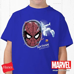 Personalized Marvel Superhero Shirts & Apparel - 13708