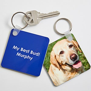 Personalized Photo Keychains - Pet Photo - 13985