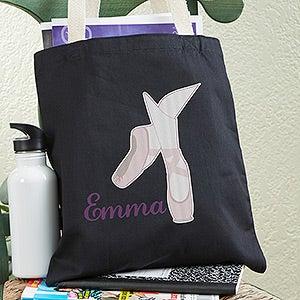 Personalized Dancer Tote Bags - Ballet, Irish & Tap Dancing - 14042