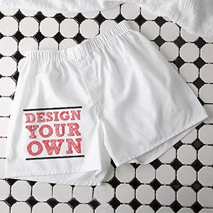 Design Your Own Custom Boxer Shorts - 14106
