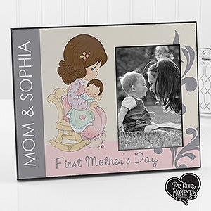 Personalized First Mother's Day Picture Frames - Precious Moments - 14269