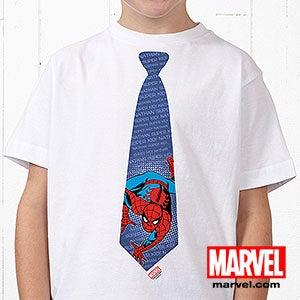 Personalized Marvel Superhero Shirts - tie apparel - Wolverine, Hulk, Iron Man, Thor - 14277