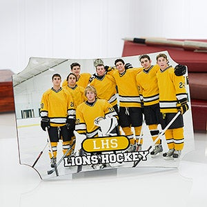 Personalized Photo Plaque - Our Sports Coach - 14330