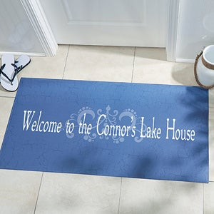 Personalized Doormats - Our Family Getaway - 14361