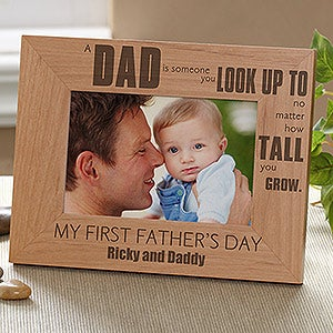 Personalization Mall Personalized Picture Frames - Special Dad - 4x6 at Sears.com