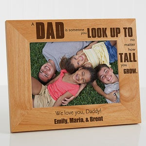 Personalized Father Picture Frames - Special Dad - 14408