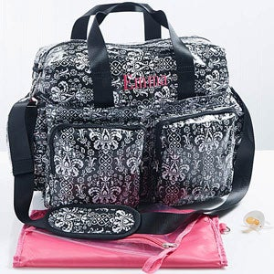personalized women 39 s purses totes personalization mall. Black Bedroom Furniture Sets. Home Design Ideas
