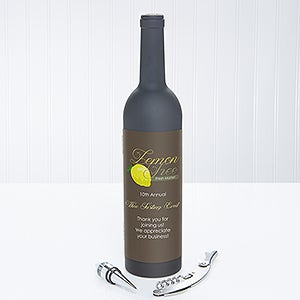 Personalized Logo Wine Accessory 5pc Kit - 14456
