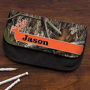 Personalized Pencil Case - Tree Camo - 14599