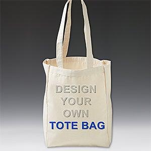 Design Your Own Custom Tote Bag - 14616