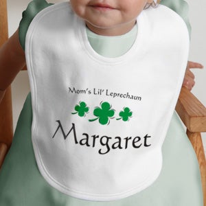Personalized St Patrick's Day Leprechaun Kids Clothes - 1465