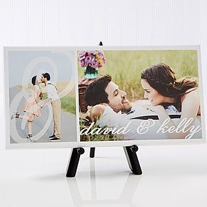 Personalized Photo Canvas Print - Wedding & Anniversary - Engagement - 14670