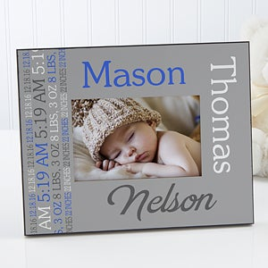 personalized baby girl picture frames just for them