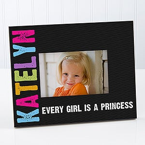 Personalized Kids Picture Frame - All Mine! - 14862