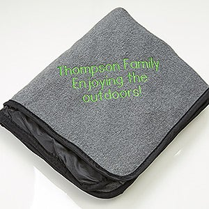 Personalized Picnic Blanket - You Name It! - 15071