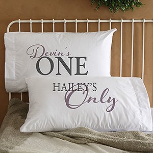 Personalized Couple Pillowcase Set - You're My ... - 15181