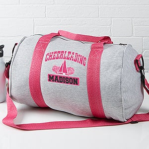 Personalized Gifts Sports Duffel Bag - All About Sports - 15196