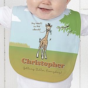 Personalized Kids Apparel - Lovable Giraffe - 15429