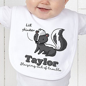 Personalized Kids Apparel - Lovable Skunk - 15430