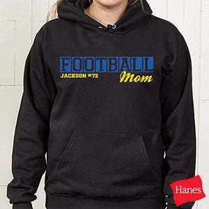 Personalized Sports Mom Apparel - 15469