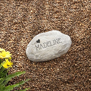 Personalized Garden Stones - Reasons Why - 15620