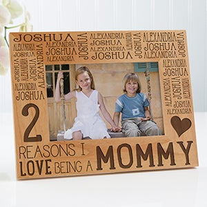 Personalized Picture Frame - Reasons Why For Her - 15737