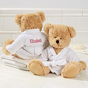 Personalized Spa Day Teddy Bear - 15738