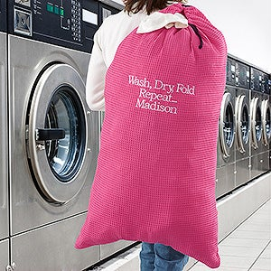 f77f7262be13 Write Your Own Embroidered Laundry Bag