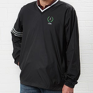 Personalized Adidas ClimaProof Golf Wind Shirt - 15852