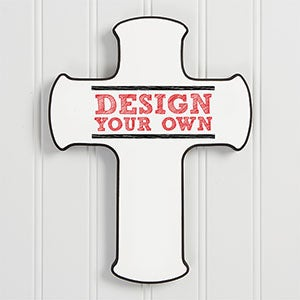 Design Your Own Personalized Cross - 15903