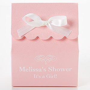 Personalized Baby Favor Boxes - Stardream Totes - 15992D