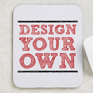 Design Your Own Personalized Vertical Mouse Pad - 16069