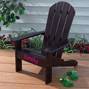 Personalized KidKraft Adirondack Chair - 16281